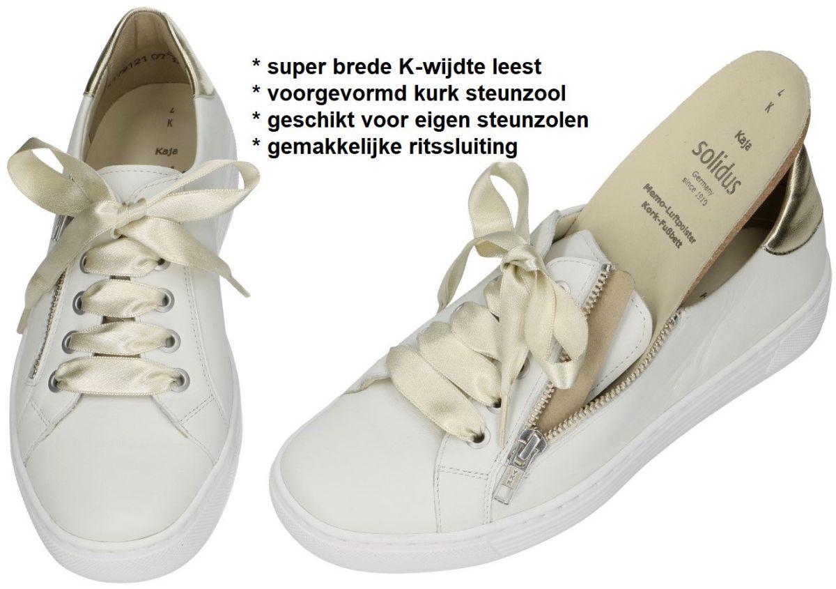 sneakers dames steunzolen